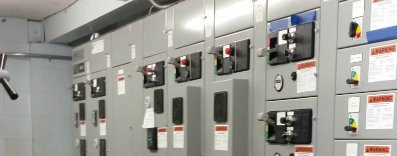 New Electrical Panels